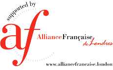 Supported by Alliance Francaise de Londres