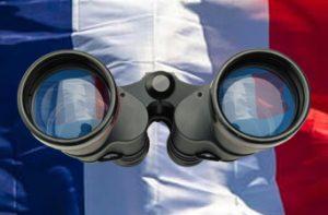 France Vue de Loin et de Pres